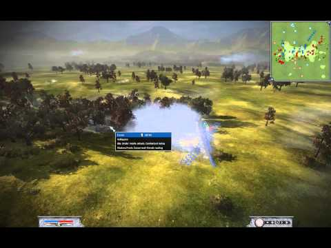 Napoleon Total War Multiplayer #10 3v3 Flank crushing on Prussian Hills