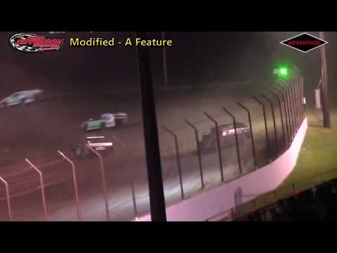 305 Sprint/Modified Features - Park Jefferson Speedway - 5/26/18