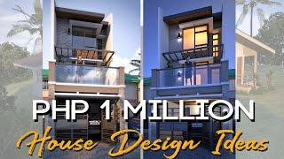 Top 5 Modern Small Family Houses L House Design Ideas