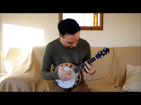 World Is Waiting For The Sunrise - Banjo Ukulele
