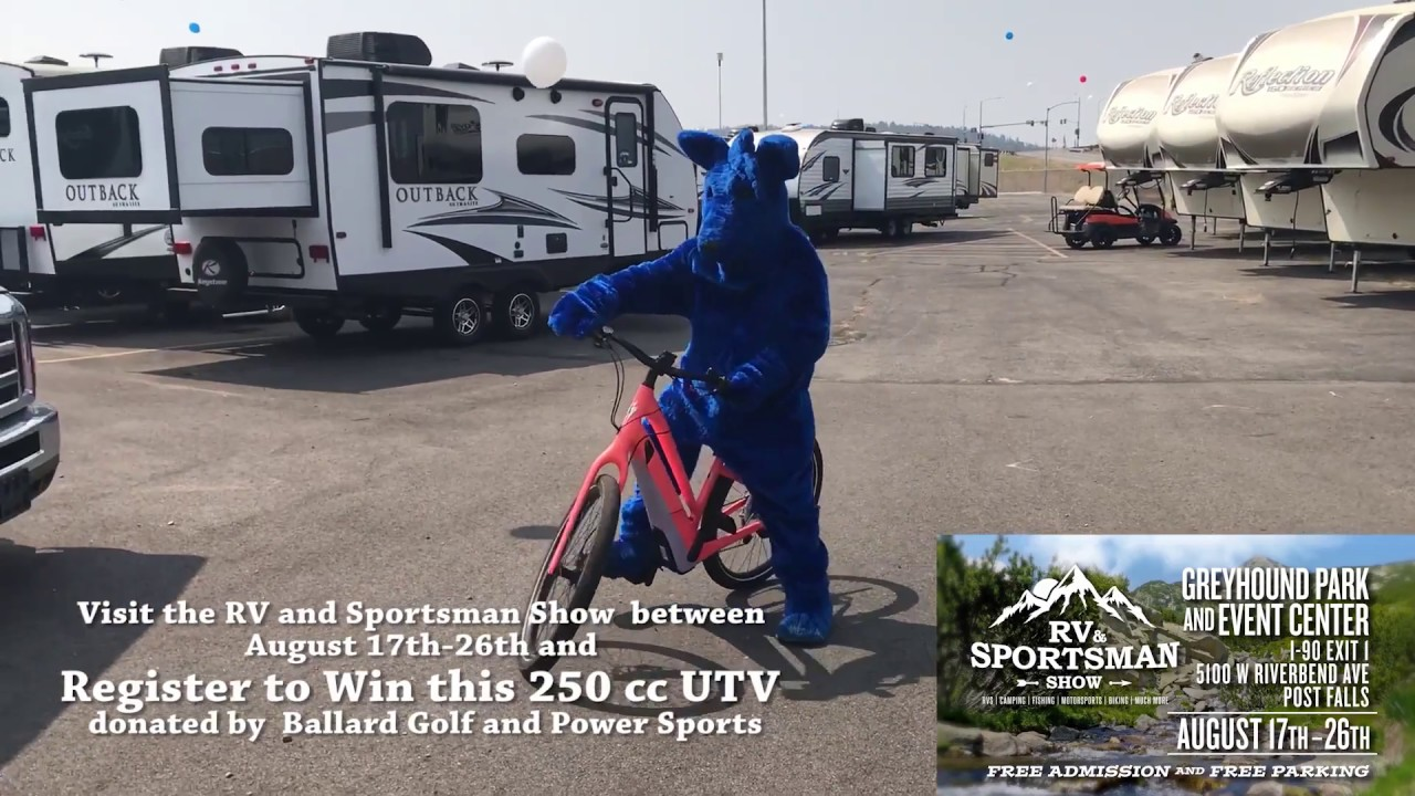 rv and sportsman show wednesday post - youtube