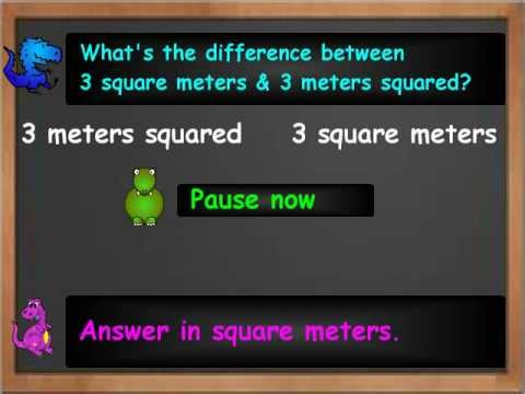 Math Problem Square Difference Youtube