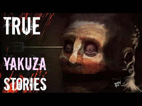 4 Scary TRUE 2Chan Posts | Yakuza Gangster Horror Stories