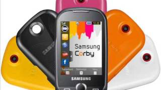Technicolour - Paloma Faith Ringtone (Samsung Corby)