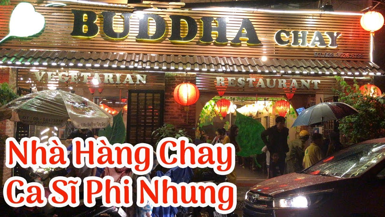 Nhà Hàng Chay Phi Nhung | Buddha Chay | Quán Chay Phi Nhung Quận 1