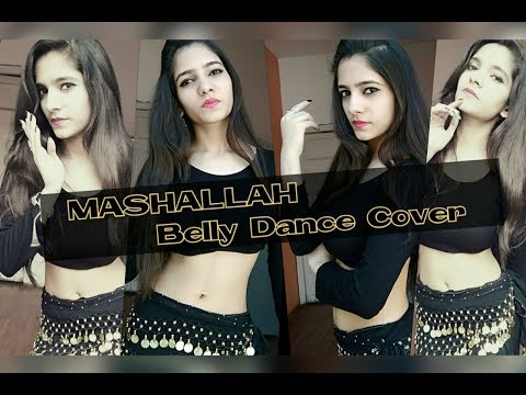Mashallah | Ek Tha Tiger | Salman khan | Katrina kaif | Belly Dance Cover