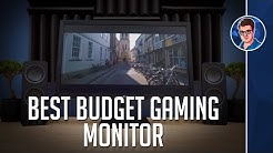 The BEST Budget Gaming Monitor (Under $100!) | LG 22MK430