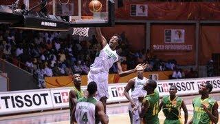 #AfroBasket - Day 2: Nigeria v Mali (highlights)