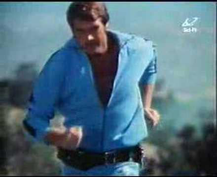The Six Million Dollar Man - montage 1