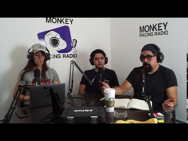 MONKEY RACING RADIO #028 ESPECIAL F1 PARTE 2