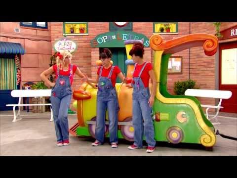 Disney Junior España | Cantajuego: Plaza EnCanto: episodio 19