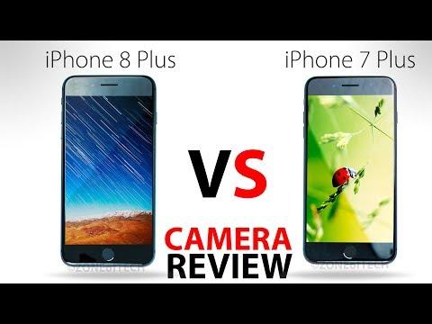 iPhone 8 Plus VS 7 Plus - ULTIMATE Camera Comparison!