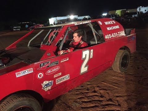 Dillan Randall Lawton Speedway 8-11-18