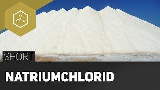 Natriumchlorid - Unser normales Kochsalz - #TheSimpleShort