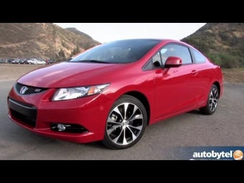 2013 honda civic si test drive sport compact car video review youtube. Black Bedroom Furniture Sets. Home Design Ideas