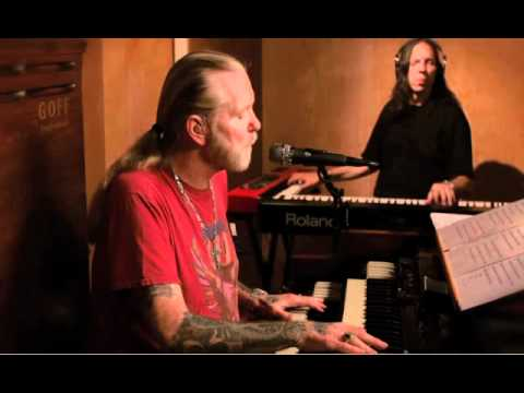 Gregg Allman - Just Another Rider In Studio Performance