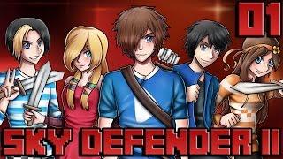 Sky Defender II #01 : EN DÉFENSE !