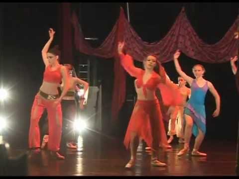 Vidéoblog spectacle Shéhérazade 2011