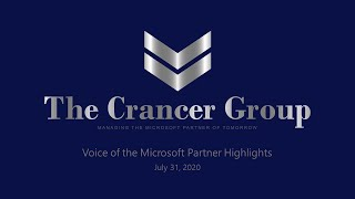 """Persistence Is Key"" w/ Mark Wiener, BizCom Global - Voice of the Microsoft  Partner Highlight 7/31"