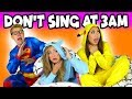 Do not sing at 3am voices mp3