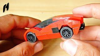 How to Build the Lamborghini (MOC)