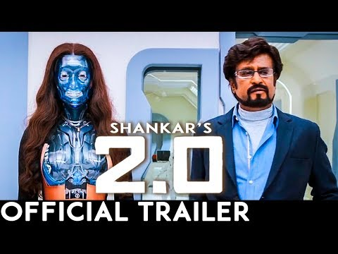 2.0 : Official Trailer | Review & Reaction | Rajinikanth, Akshay Kumar | Shankar