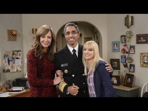 CBS Cares - Anna Faris, Allison Janney and U. S. Surgeon General Dr. Vivek H. Murthy on Drug Abuse