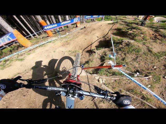 GoPro: Vali Höll Winning Run - UCI MTB World Cup Leogang