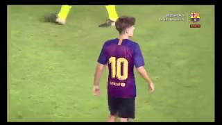 Fc barcelona b vs bengaluru (3-0 ...