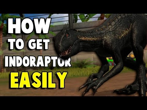 How To EASILY Get The Indoraptor!! - Jurassic World: The Game - (Tips & Tricks) | Ep. 175