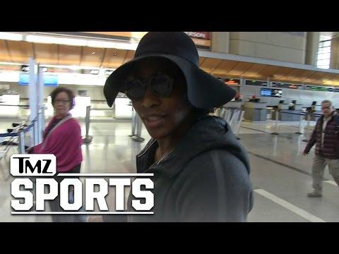 Serena Williams: My Favorite Female Athlete Is ... | TMZ Sports