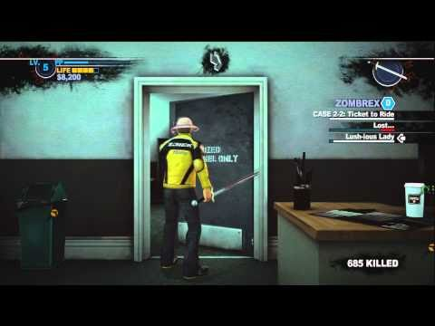 Dead Rising 2 Xbox 360 Gameplay Youtube