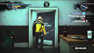 Dead Rising 2 XBOX 360 Gameplay