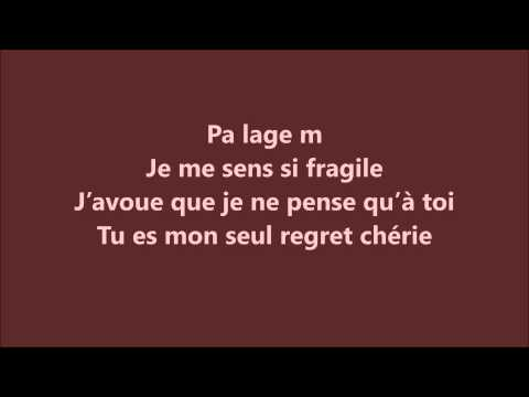 Mon seul regret paroles Alan Cave ft Jim Rama