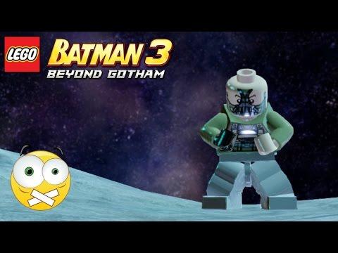 LEGO Batman 3 Beyond Gotham Personagens: Bane (O Cavaleiro ...