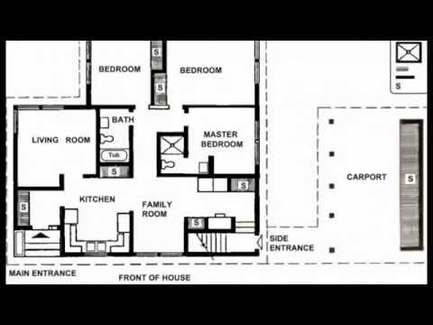 Small House Plans | Small House Plans Modern | Small House Plans Free