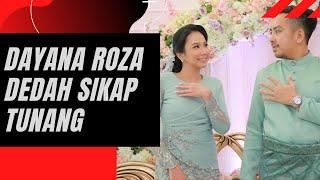 6 Tahun Saling-Mengenali, Dayana Roza Dedah sikap tunang | MHNEWS