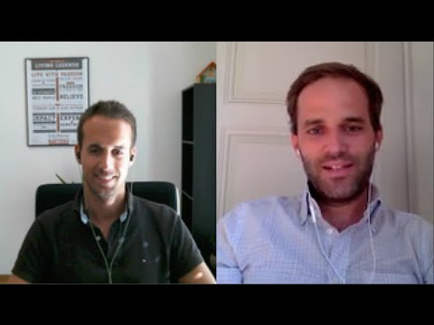 Growing a Swiss Startup from Zero to 50 Countries with Michael Weber