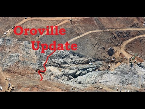 Oroville Update 27 Sept plus C-130's to Puerto Rico