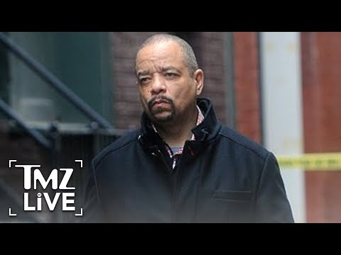 Ice-T Arrested After Toll Debacle | TMZ Live