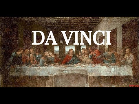 200 Leonardo da Vinci Greatest Works! (HD) - Da Vinci: Silent Slideshow & Screensaver