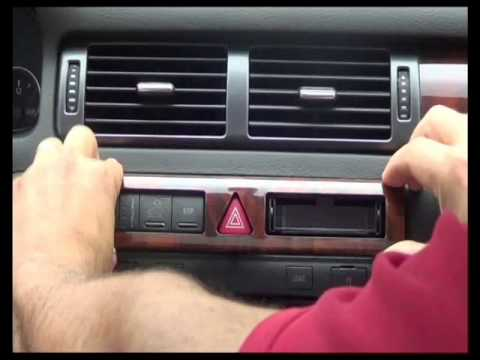 Audi A4 A6 Dash Cup Holder replacement for 19982004 Audi A6 and Allroad