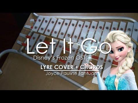 Let It Go - Frozen - Lyre Cover