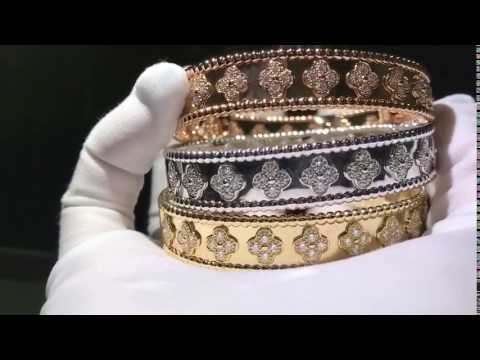 Replica Van Cleef Arpels Perlée C Bracelet