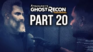 GHOST RECON WILDLANDS Gameplay Walkthrough Part 20 - CARL BOOKHART (Full Game)