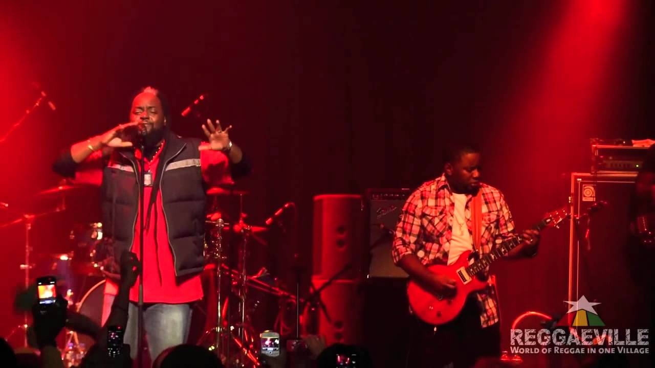 Morgan Heritage Make It Official