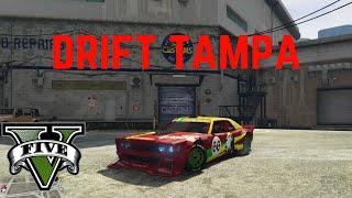 Modifiche e test Declasse drift tampa GTA 5 ONLINE GAMEPLAY ITA