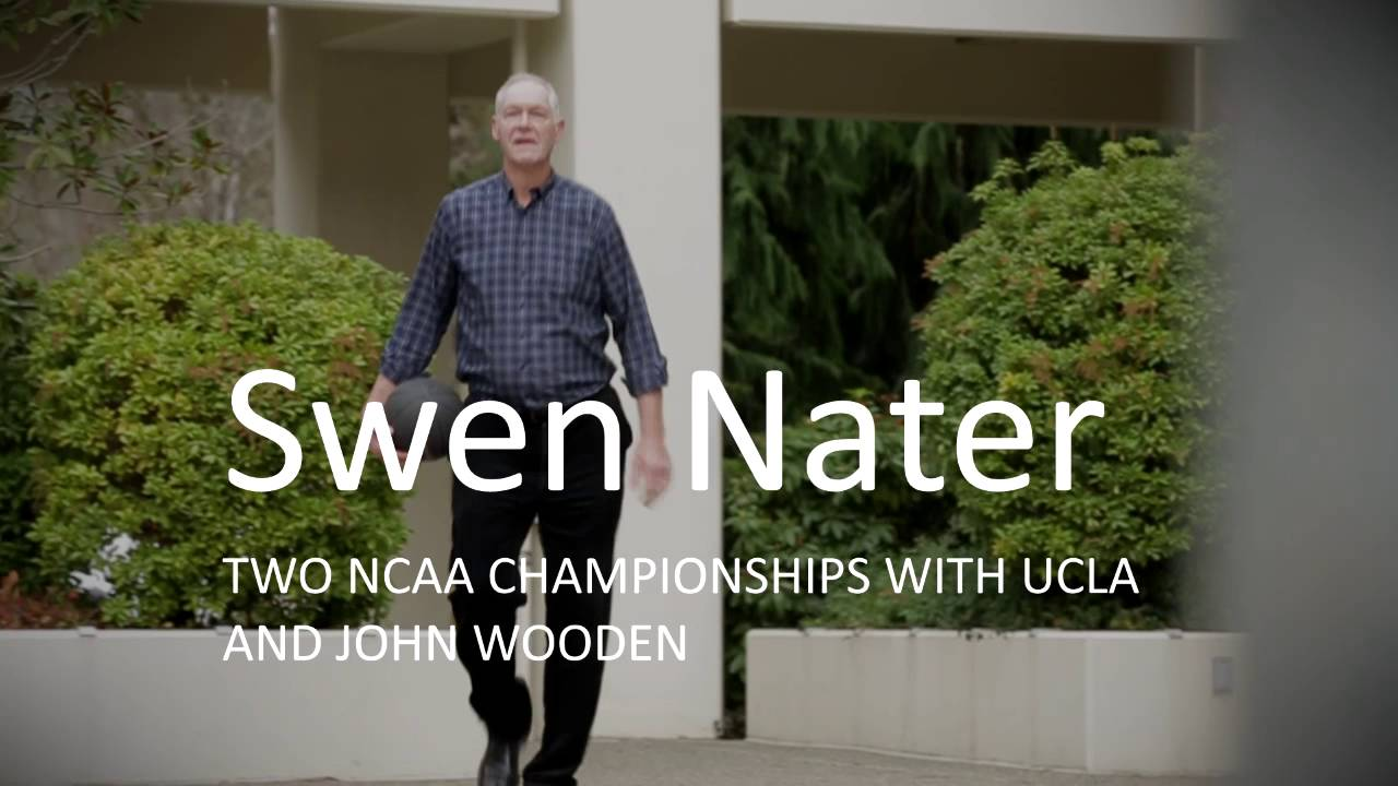 2016 Optimist International Convention Keynote Speaker Swen Nater