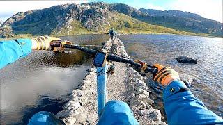 Mountain Biking Scotlands Wilderness