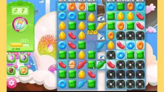 Candy Crush Jelly Saga Level 227 no boosters